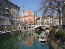 Oferta Viaje a Lubiana (Eslovenia)