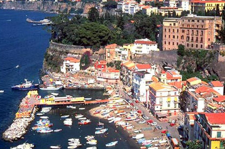 Oferta Viaje a Sorrento (Italia)
