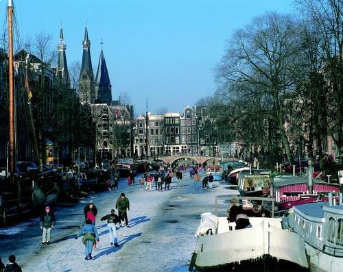 Oferta puente de diciembre a Amsterdam