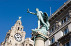 Oferta Hoteles en Liverpool desde 34 €
