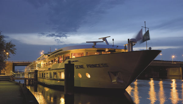 Oferta Crucero Fluvial por Burdeos y Aquitania