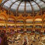 Una Vuelta por los Grandes Almacenes Parisinos