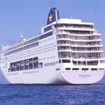 El Puerto de Málaga Salida de Cruceros