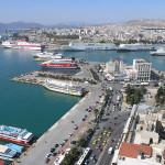 El Pireo, el puerto de Atenas