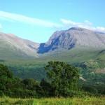 Colinas y Montañas de Escocia