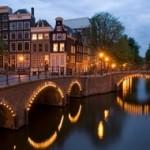Terrazas y Cafés en Ámsterdam