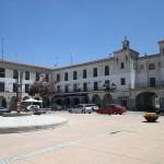 Peñaranda de Bracamonte una localidad con tres plazas porticadas