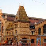 Nagy Vásárcsarnok, Budapest, Hungary