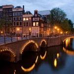 Recorriendo los Canales de Ámsterdam