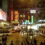 Calles comerciales y Mercadillos más importantes de Hong Kong