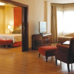 Hotel Hesperia Sevilla tanto para estancias de ocio como de negocios